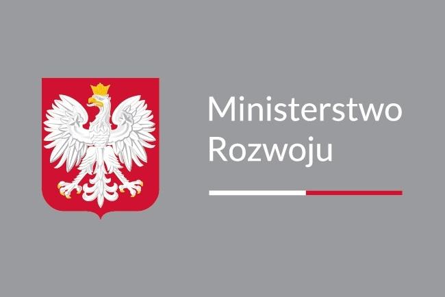 Logotyp Ministerstwa Rozwoju