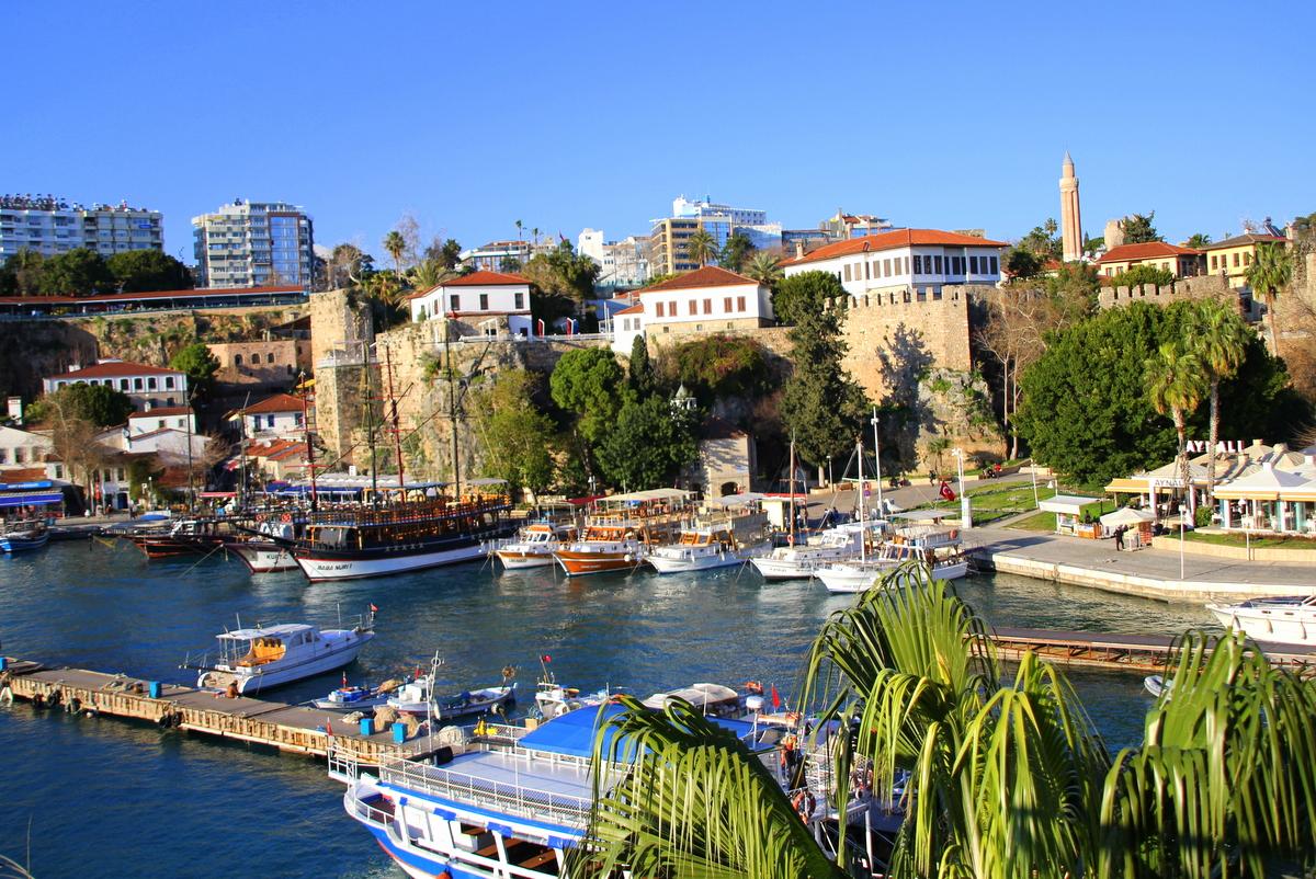 Antalya- port jachtowy