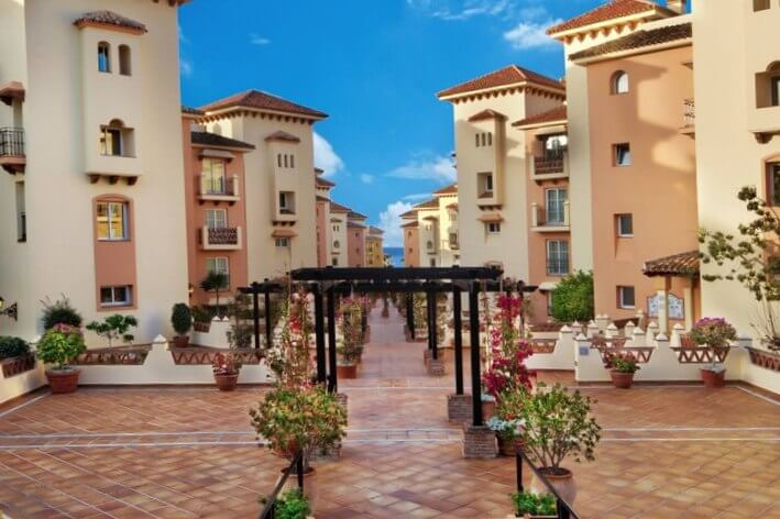 Hotel sieci Marriott w Marbelli