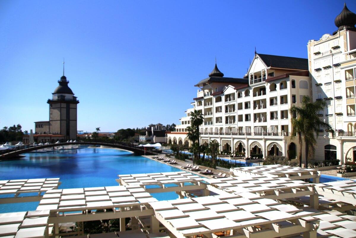 Hotele w Turcji