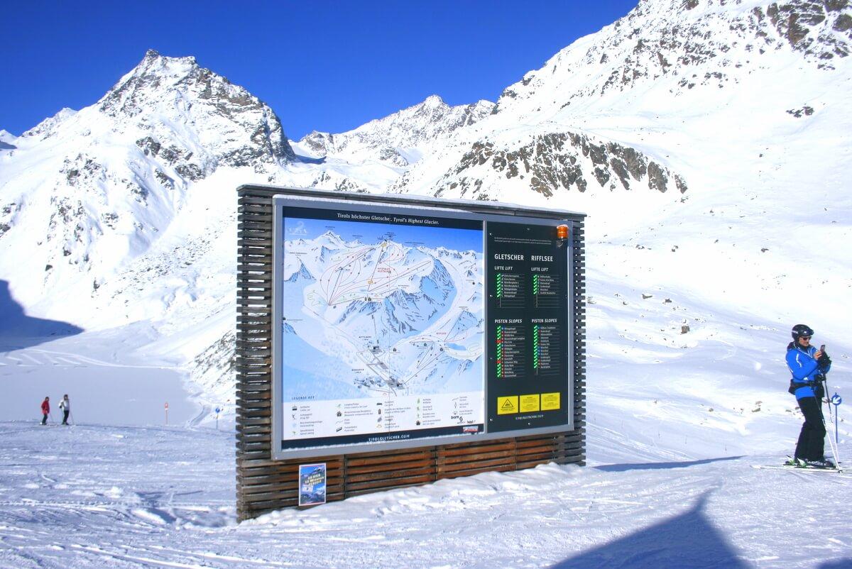Pitztal w Tyrolu