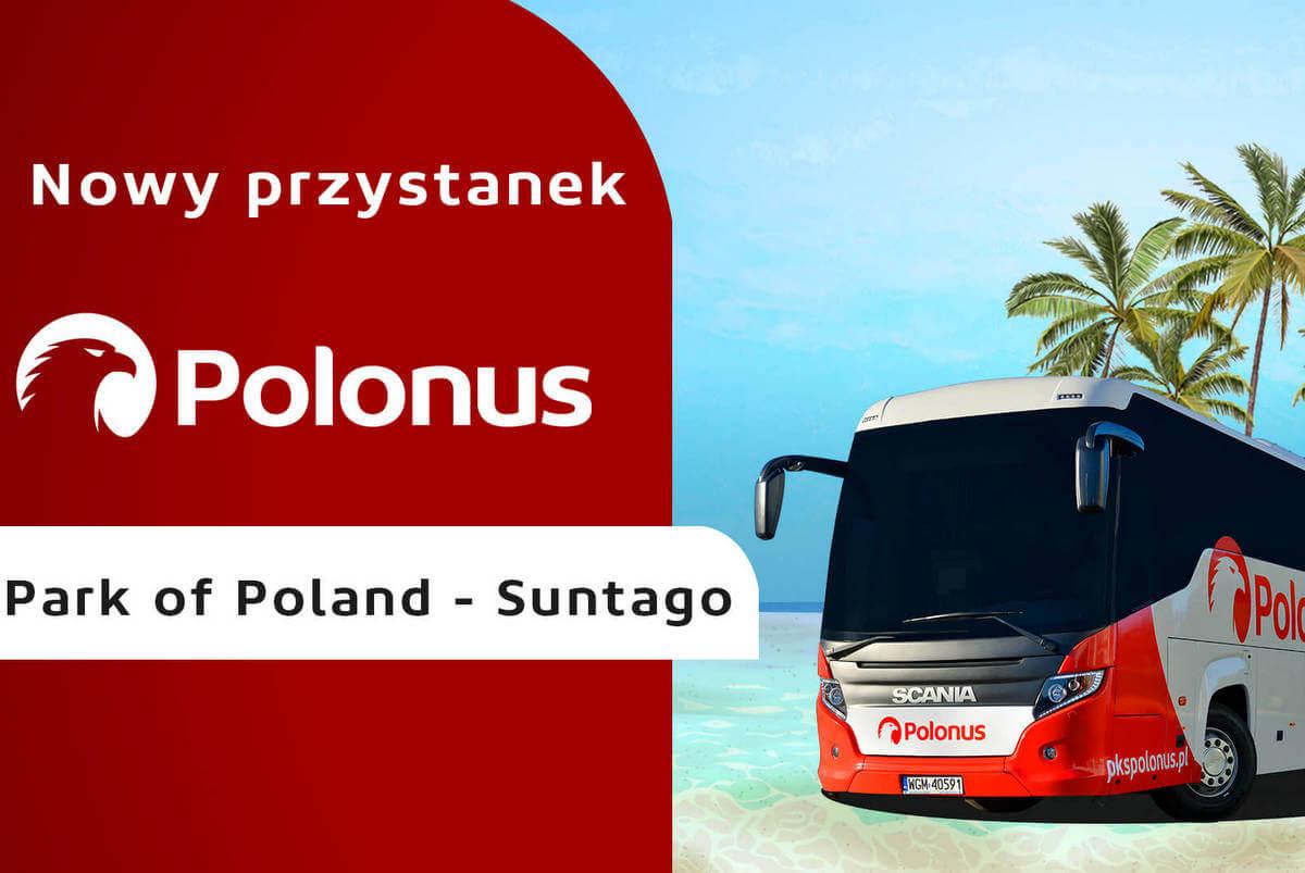Nowy przystanek Polonusa