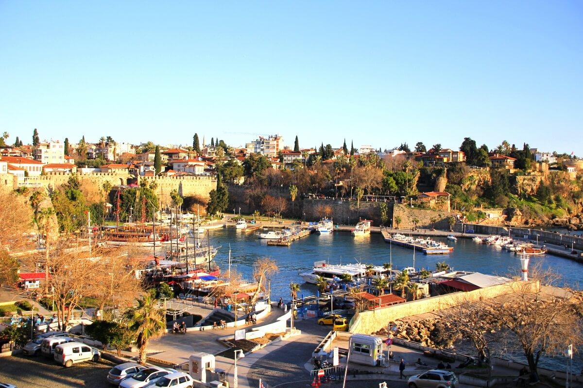 Antalya - stary port