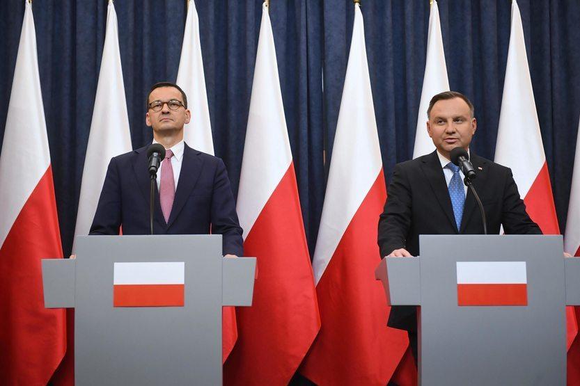 Premier i Prezydent