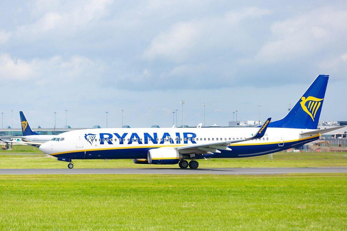 34 trasy w zimowym rozkładzie Ryanaira z Modlina