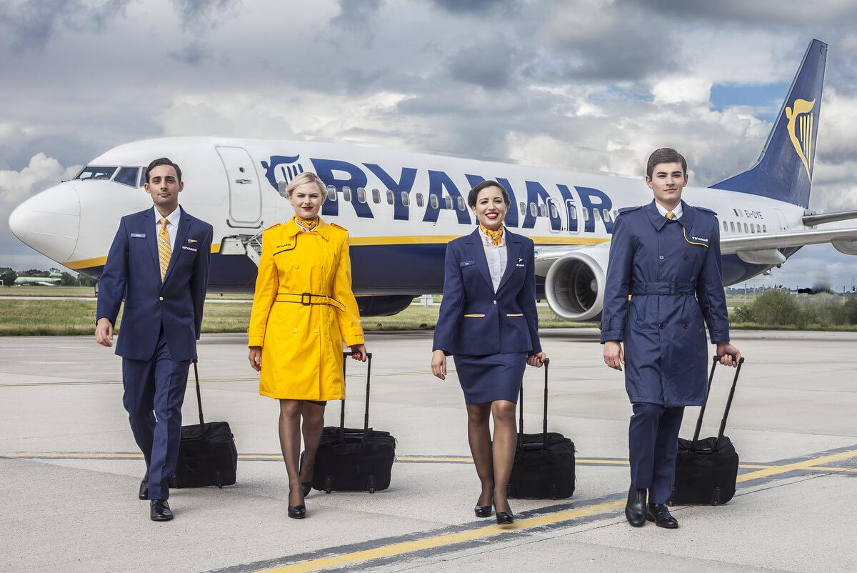 Ryanair przywrócił już 60 proc. całej siatki połączeń