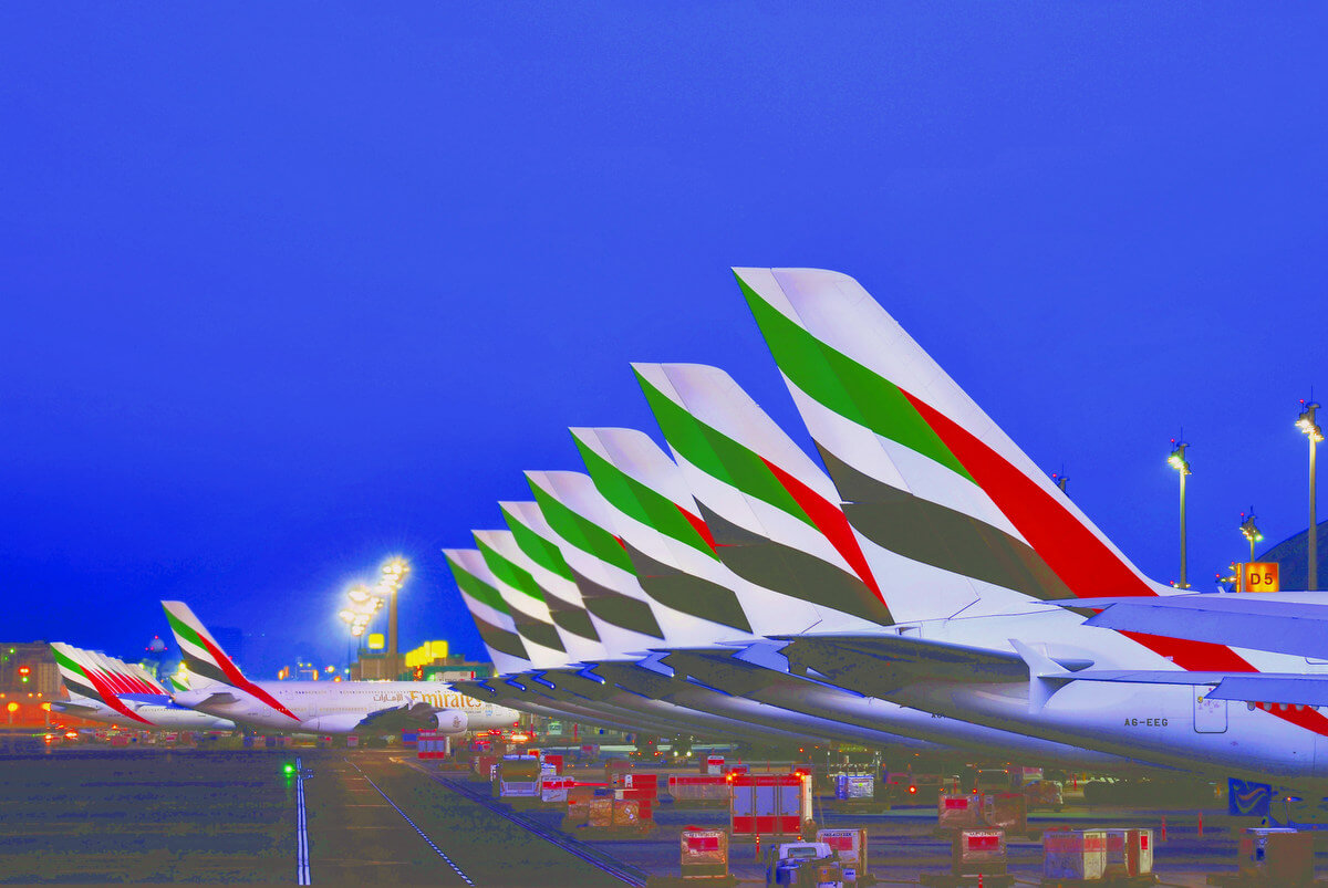 Flota Emirates