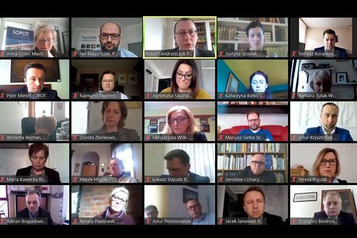Telekonferencja o ROT-ach i LOT-ach