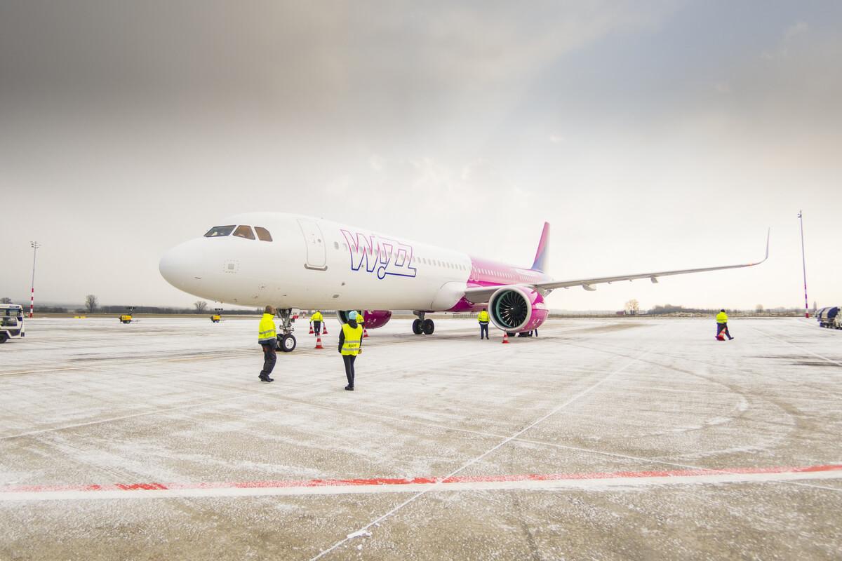 Wizz Air pomaga