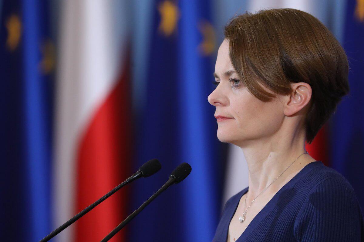 Jadwiga Emileiwcz: otwarcie granic po 15 czerwca