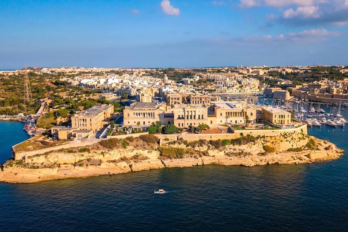 Malta rajskie miejsca