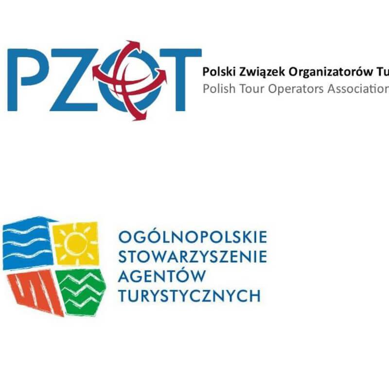 Polski Związek Organizatorów Turystyki i Ogólnopolskie Stowarzyszenie Agentów Turystycznych
