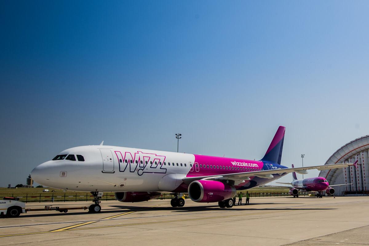 Wizz Air otwiera bazę w Larnace