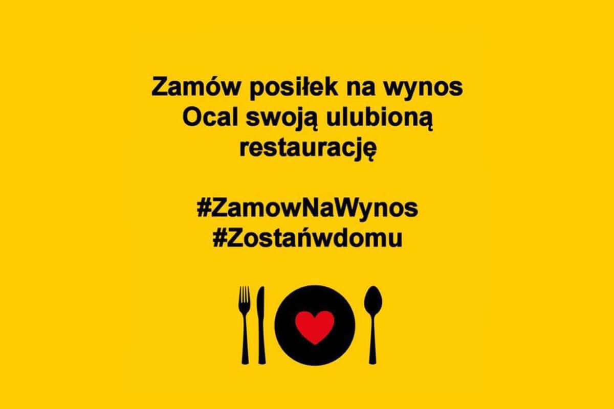 #ZamowNaWynos