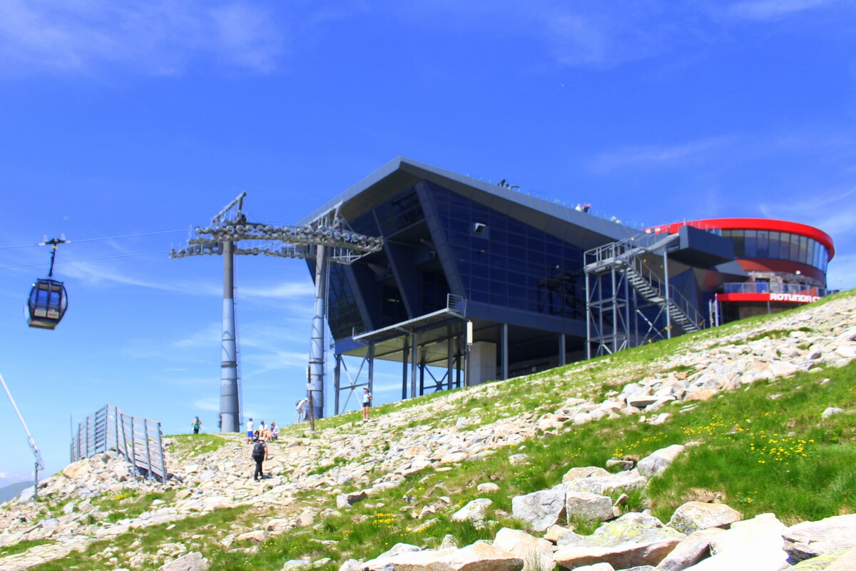 1 maja ruszają kolejki górskie na Słowacji