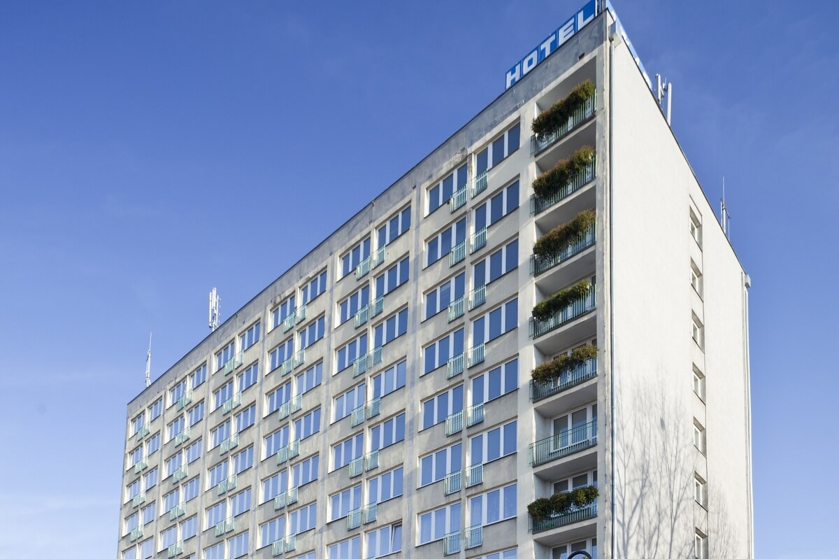 Pierwsze izolatorium w Polsce - poznański hotel Ikar