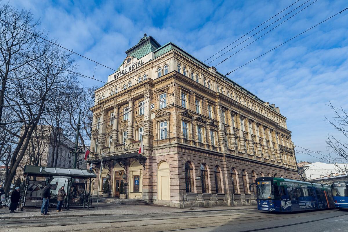 Hotel dla medyka pod Wawelem