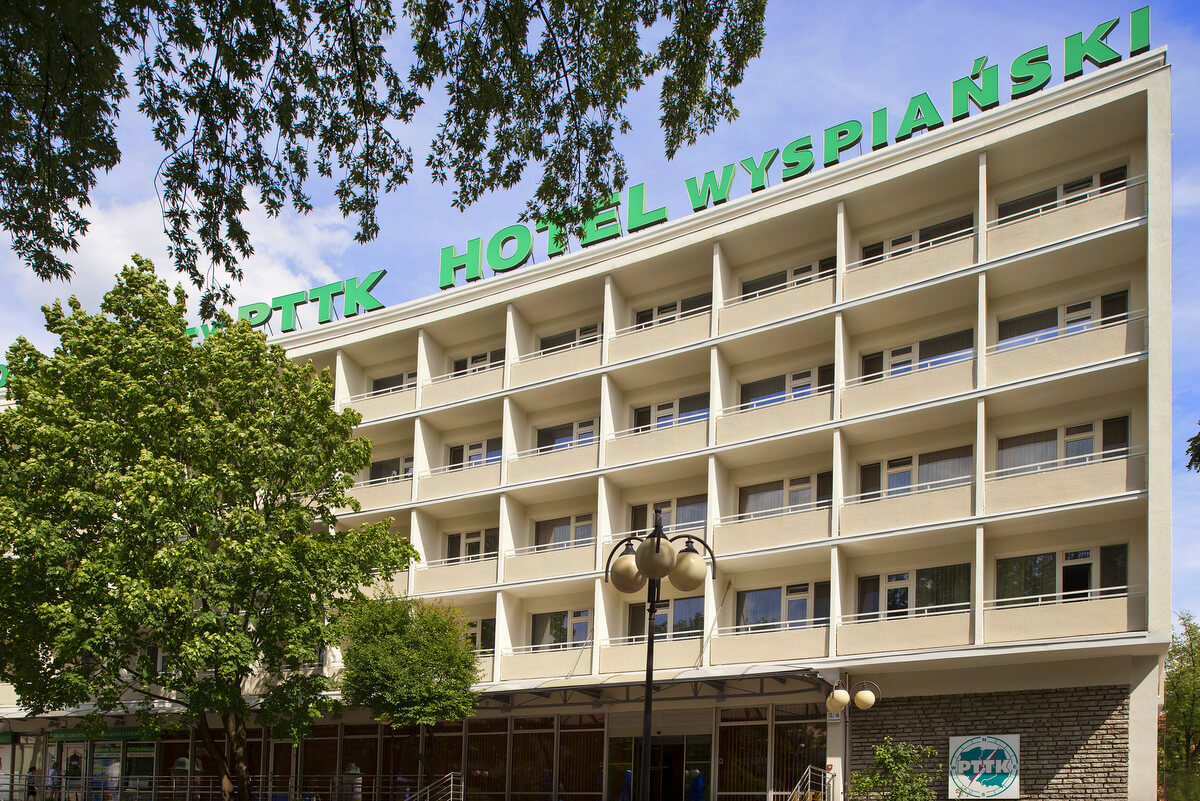 Krakowski hotel Wyspiański pierwszym izolatorium w Małopolsce