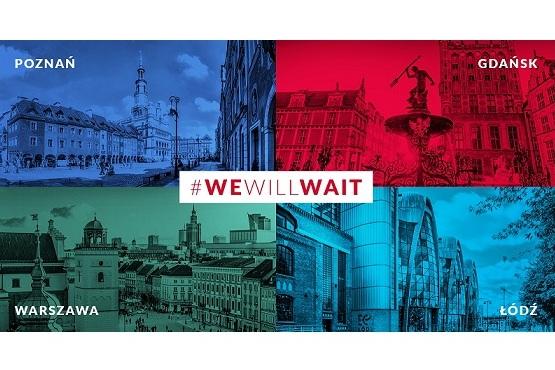 #Wewillwait