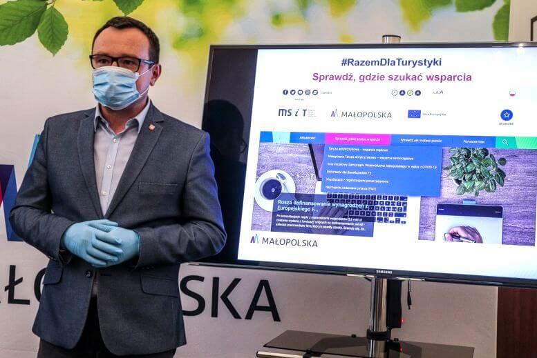 Wicemarszałek województwa małopolskiego, Tomasz Urynowicz