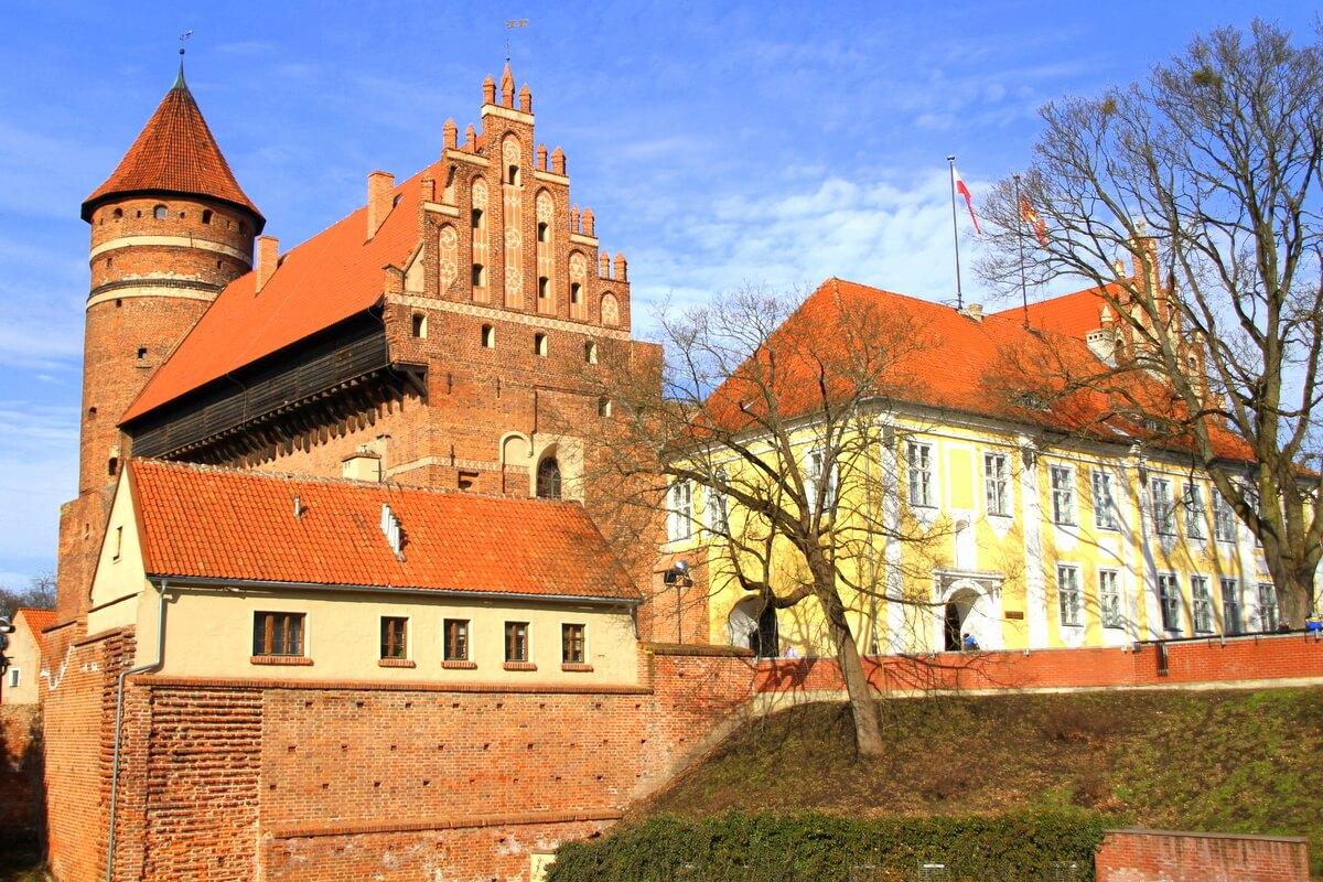 Olsztyński zamek