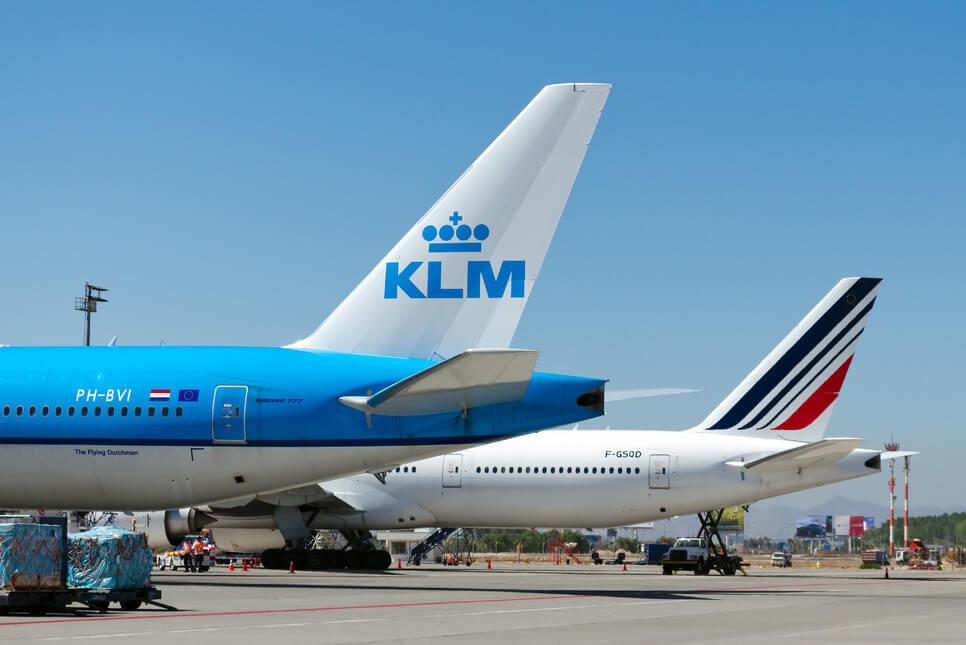 Air France i KLM chcą zacząć latać do Polski już od 3 maja