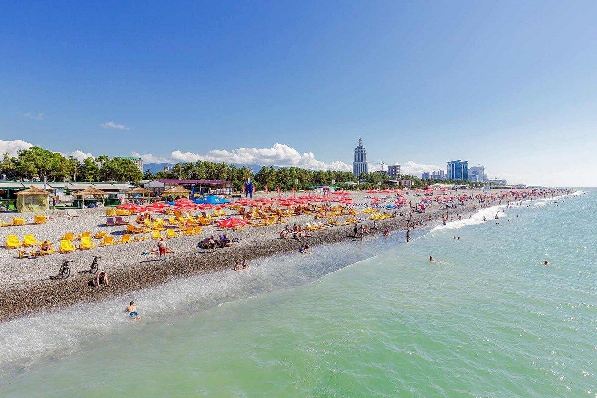 Batumi chce przyjąć zagranicznych gości od 1 lipca