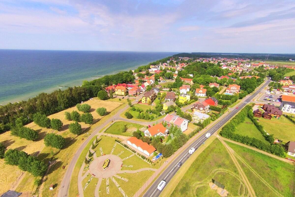 Rośnie zainteresowanie wypoczynkiem nad Bałtykiem