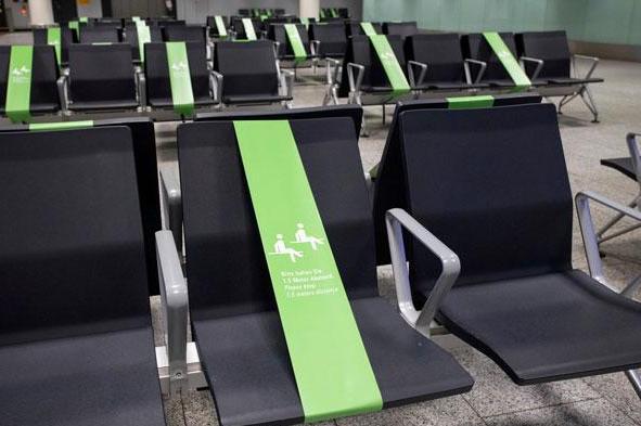 Lotnisko we Frankfurcie czeka na powrót pasażerów