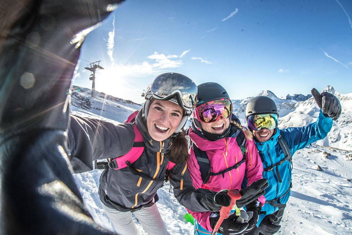 Lodowce zapraszają w czerwcu na narty