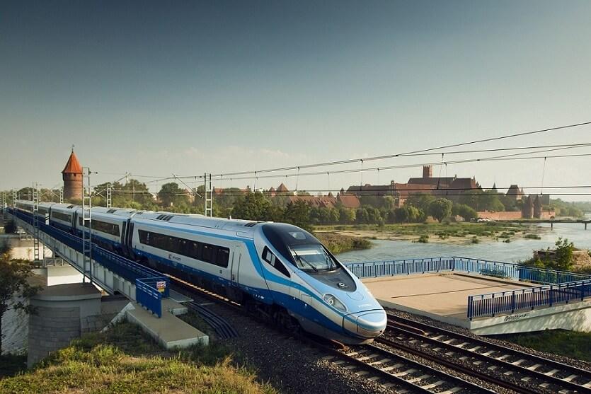 PKP Intercity wracają na trasy zagraniczne