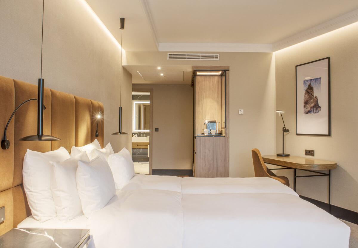 Połowa hoteli w Polsce otworzyła się po 4 maja