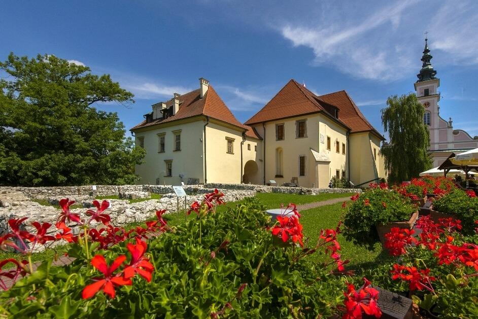 Od dwóch dni znowu można zwiedzać Zamek Żupny w Wieliczce