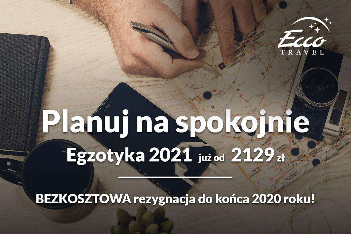 Ecco Travel promuje Lato 2021