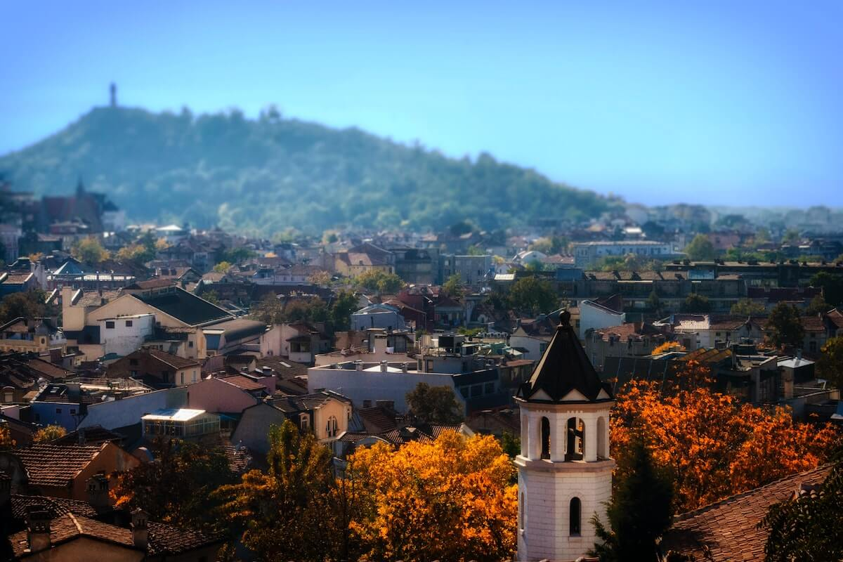 Plovdiv Bułgaria