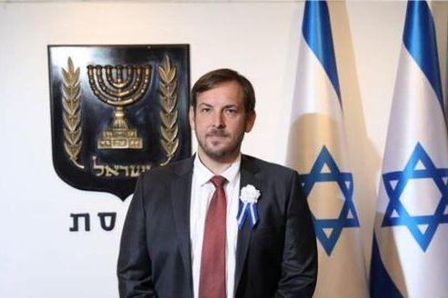 Nowy minister turystyki Izraela