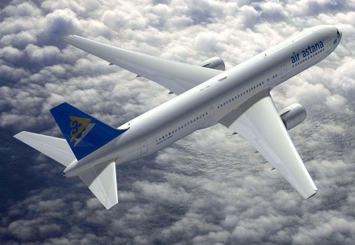 Air Astana wraca na trasy międzynarodowe