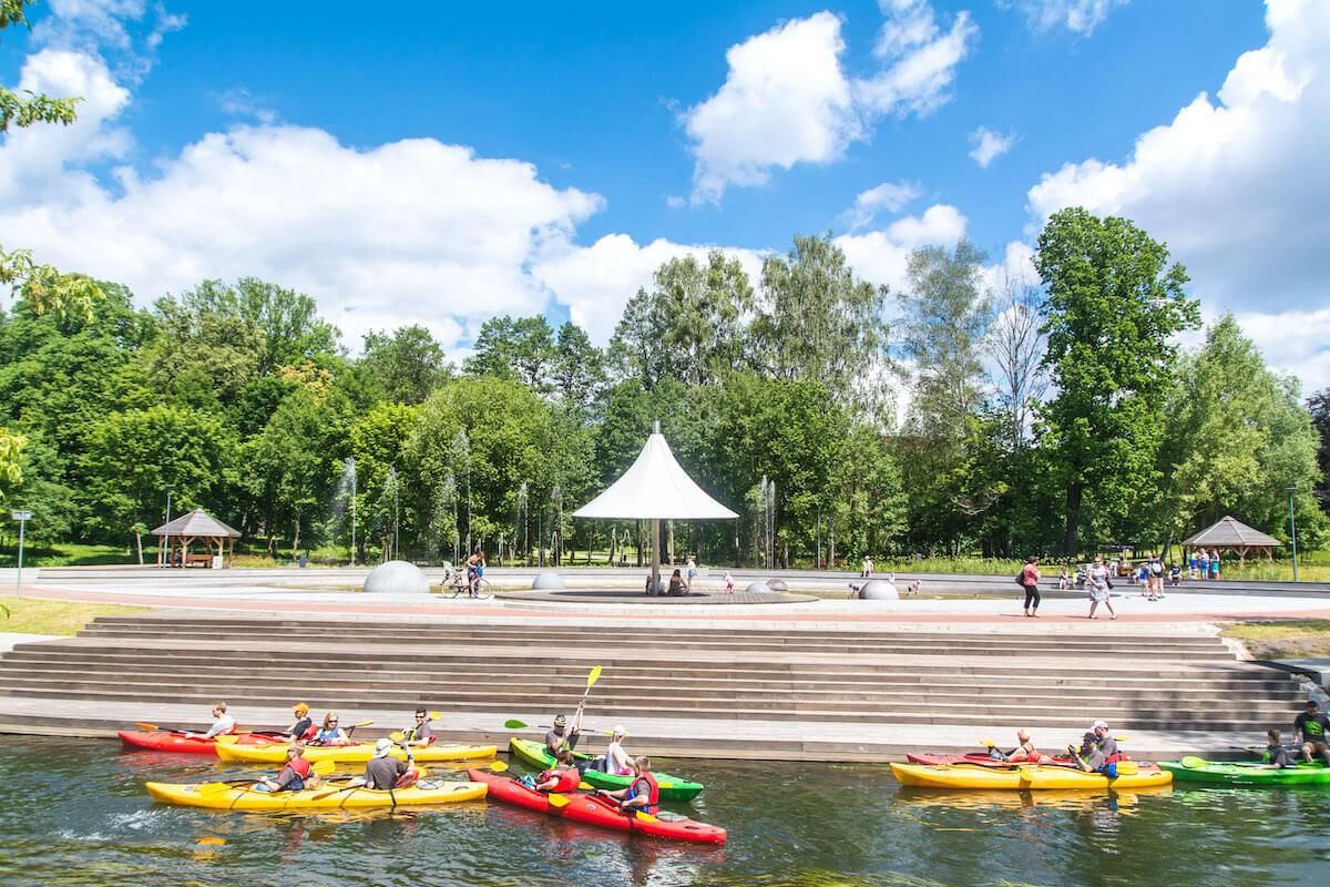 Park Centralny Łyna