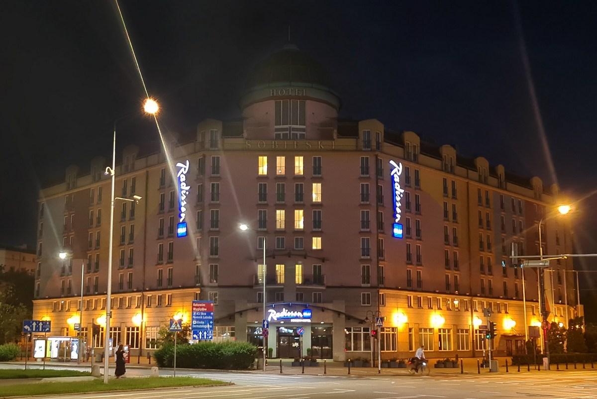 Warszawski Radisson Blu Sobieski ponownie otwarty