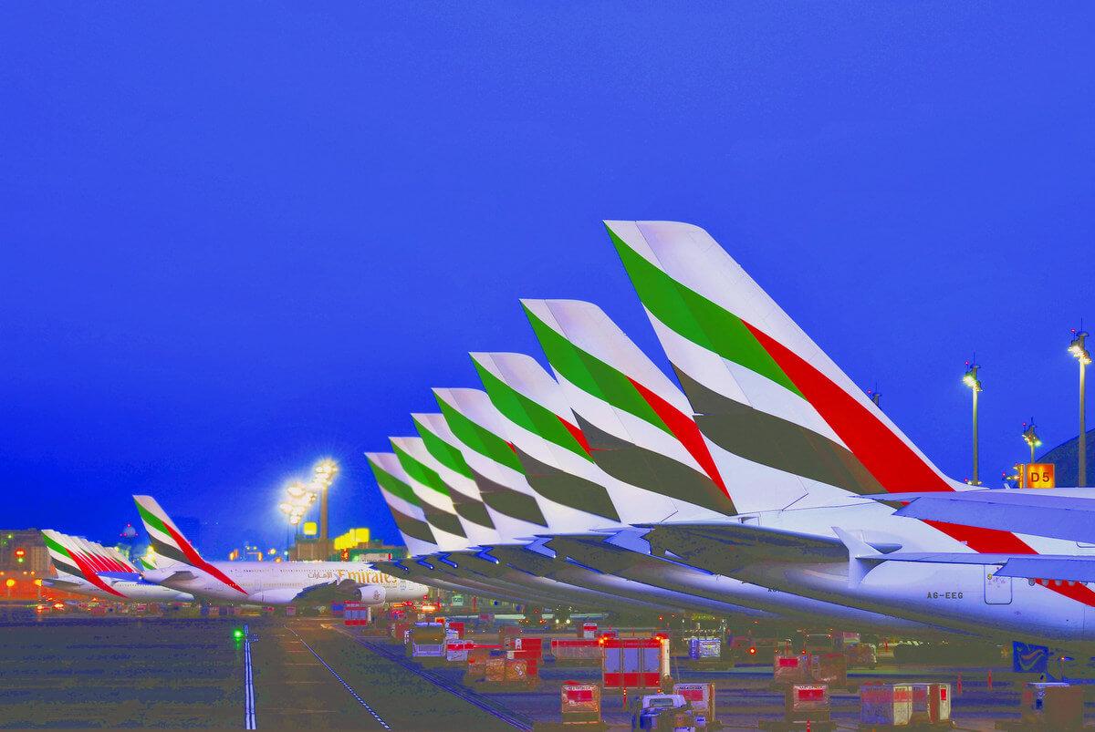 Emirates rozszerzają siatkę połączeń