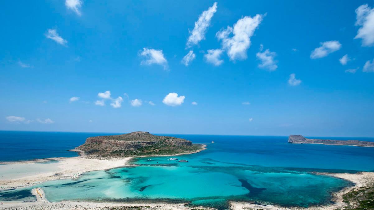 Kreta Chania Balos