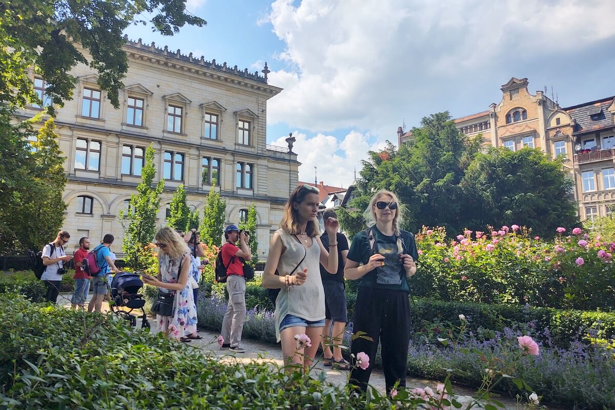 Świdnica zorganizowała pierwsze na Dolny Śląsku study tour dla dziennikarzy