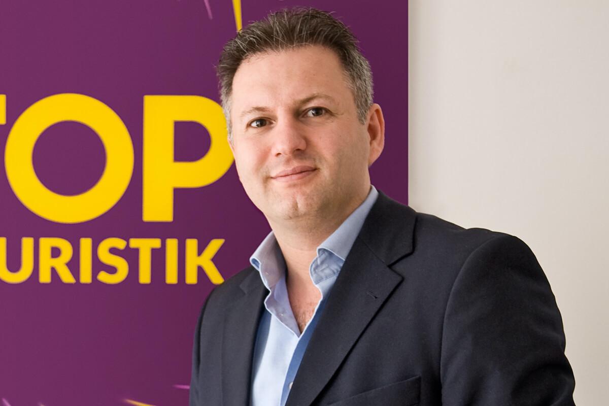 Dr Daniel Esavandi, CEO TOP Touristik