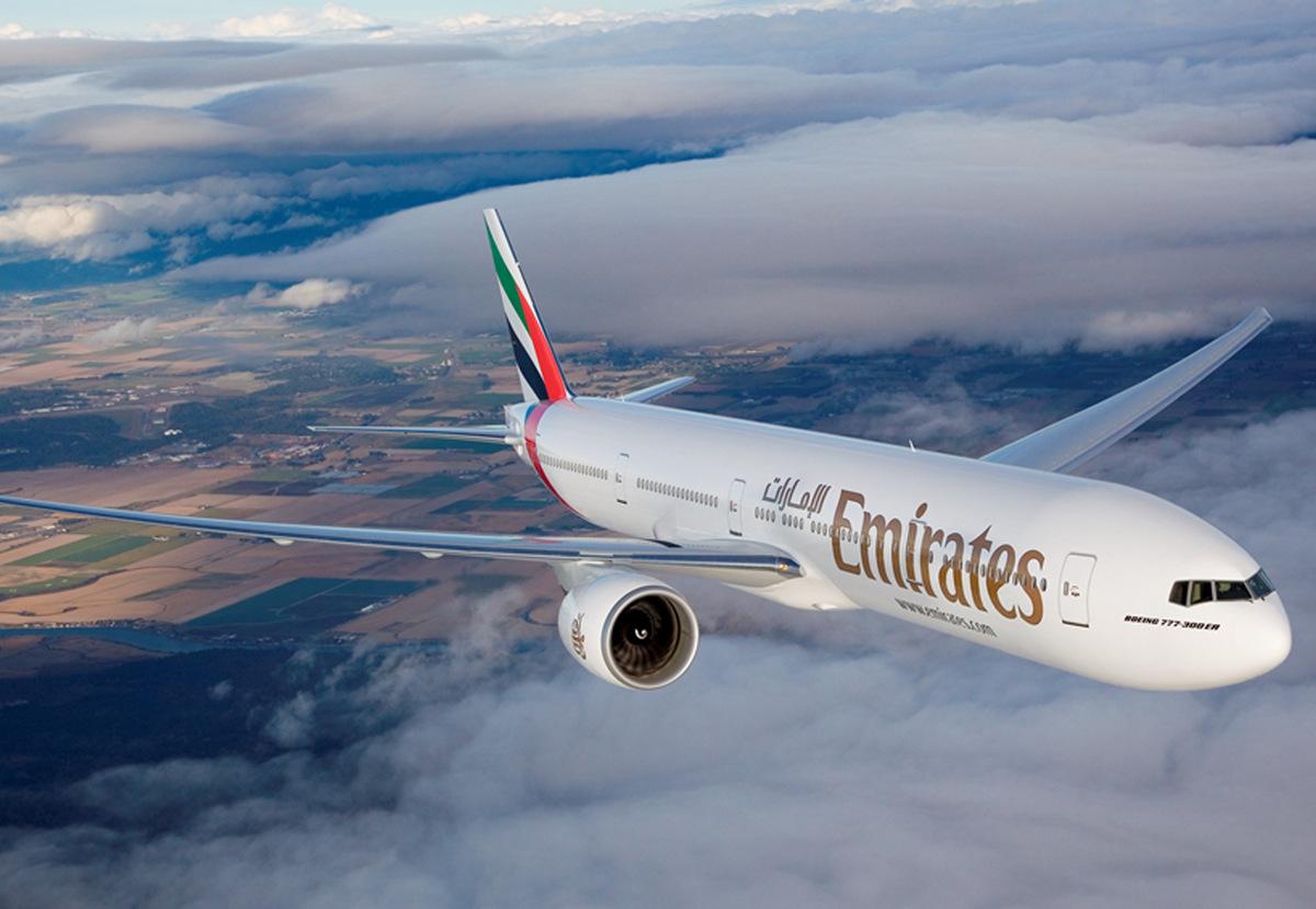 Emirates rozszerzają siatkę połączeń w Afryce i Azji