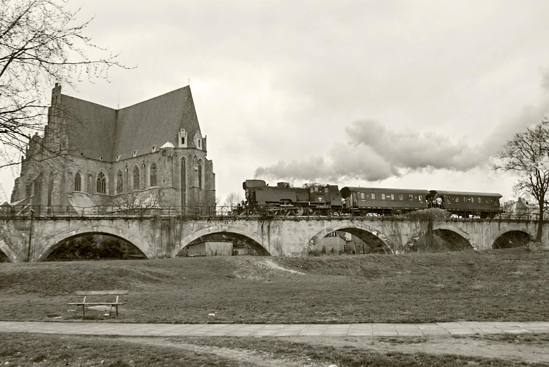 Pociąg muzeaalny pojedzie do Świdnicy i Strzegomia