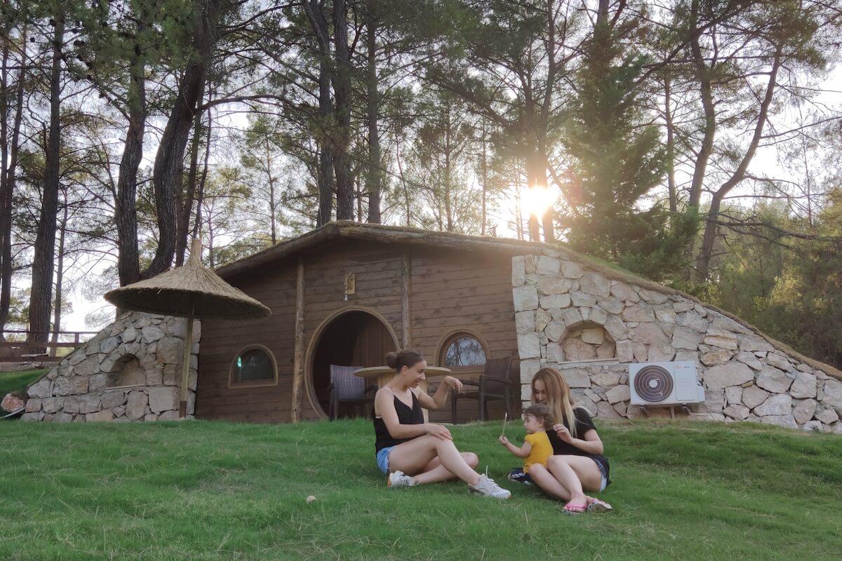 Wioska Hobbitów w Turcji