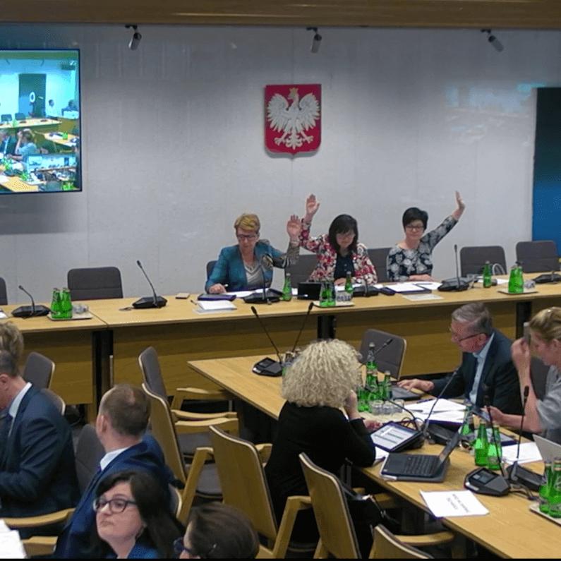 Komisja Sejmowa o bonie turstycznym