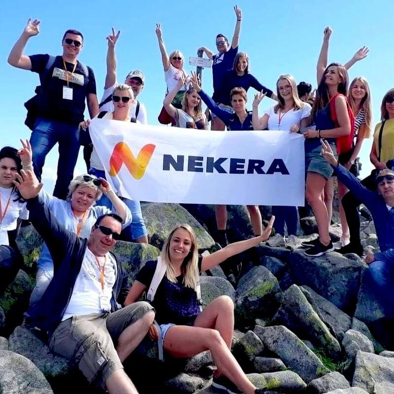 Agenci Nekera na Słowacji szczycie Chopoku