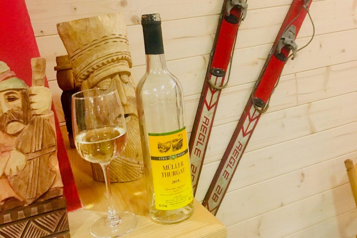 Wina od Hugo w Szczyrku