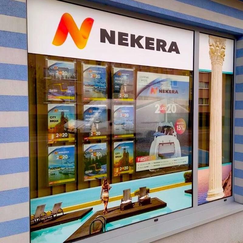 Biuro partnerskie Nekera w Kłobucku
